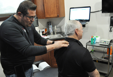 Chiropractic & Osteopathic Manipulation